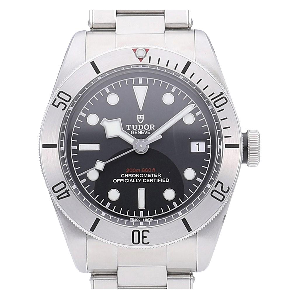 卸売 [12/1~ 最大35,000円OFF 超高額割引クーポン配布中] 【ポイント2倍】 チューダー ブラックベイ スチール 79730  メンズ(男性用) 送料無料 腕時計, タカラShop 659e327e