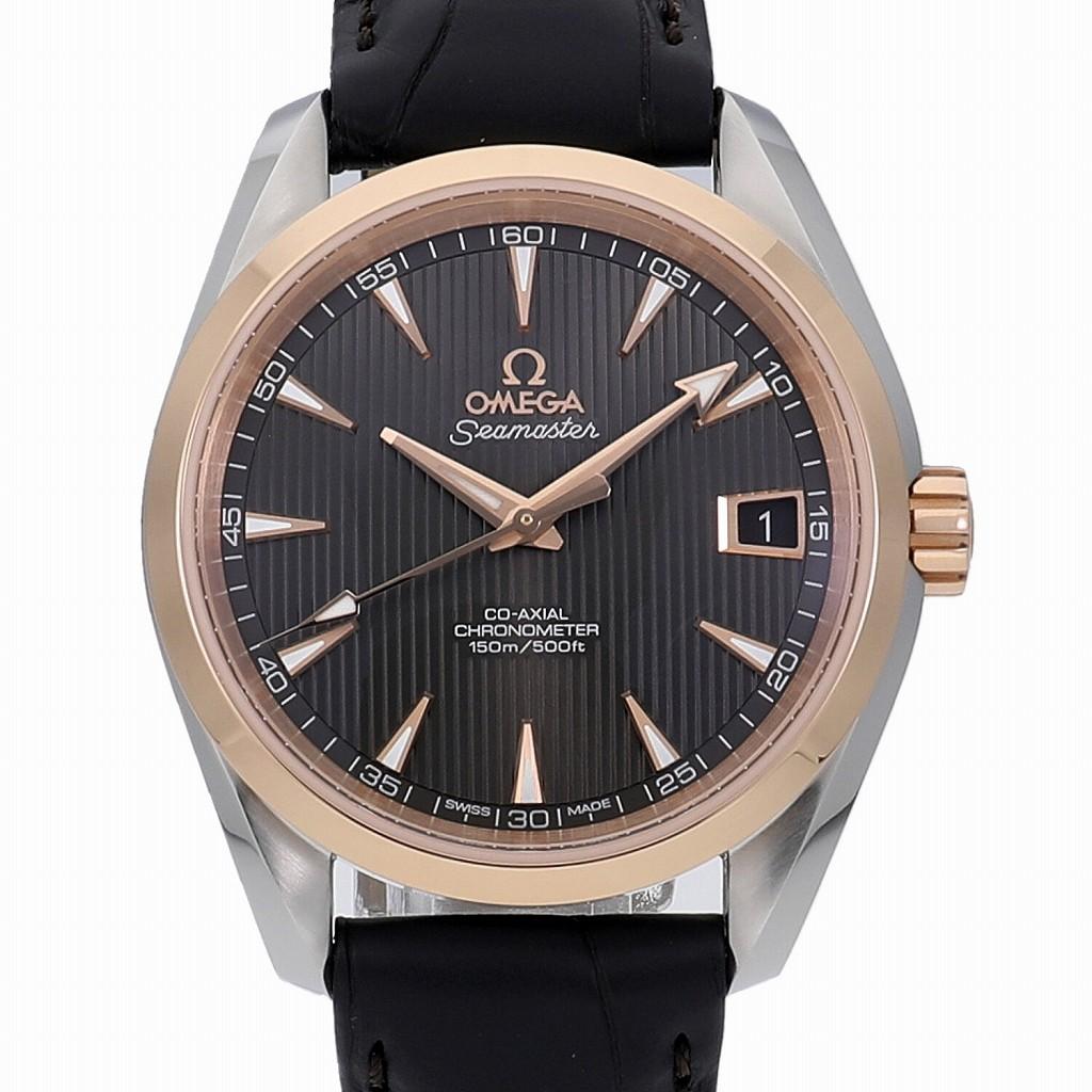 中野ブロードウェイの時計専門店 れんず OMEGA 新品 オメガ シーマスター アクアテラ 男性用 メンズ コーアクシャル 231.23.39.21.06.001 150M 腕時計 安心と信頼 輸入 送料無料