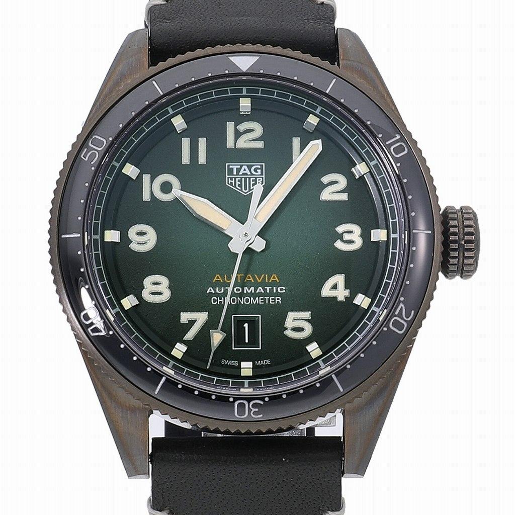 格安 価格でご提供いたします 中野ブロードウェイの時計専門店 れんず TAG HEUER 新品 タグホイヤー オータヴィア 男性用 クロノメーター メンズ 引出物 腕時計 WBE5190.FC8268 キャリバー5 送料無料