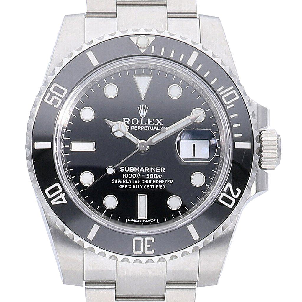 2020人気新作 ロレックス サブマリーナー デイト 116610LN 未使用 メンズ(男性用) 送料無料 腕時計, トナー本舗 8ad72117