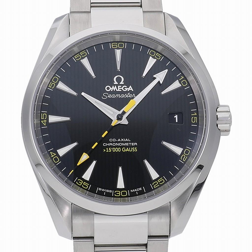 中野ブロードウェイの時計専門店 れんず OMEGA 新品 オメガ シーマスター アクアテラ 150m 豊富な品 231.10.42.2r202009091.01.002 000ガウス 15 高品質新品 送料無料 腕時計 男性用 メンズ
