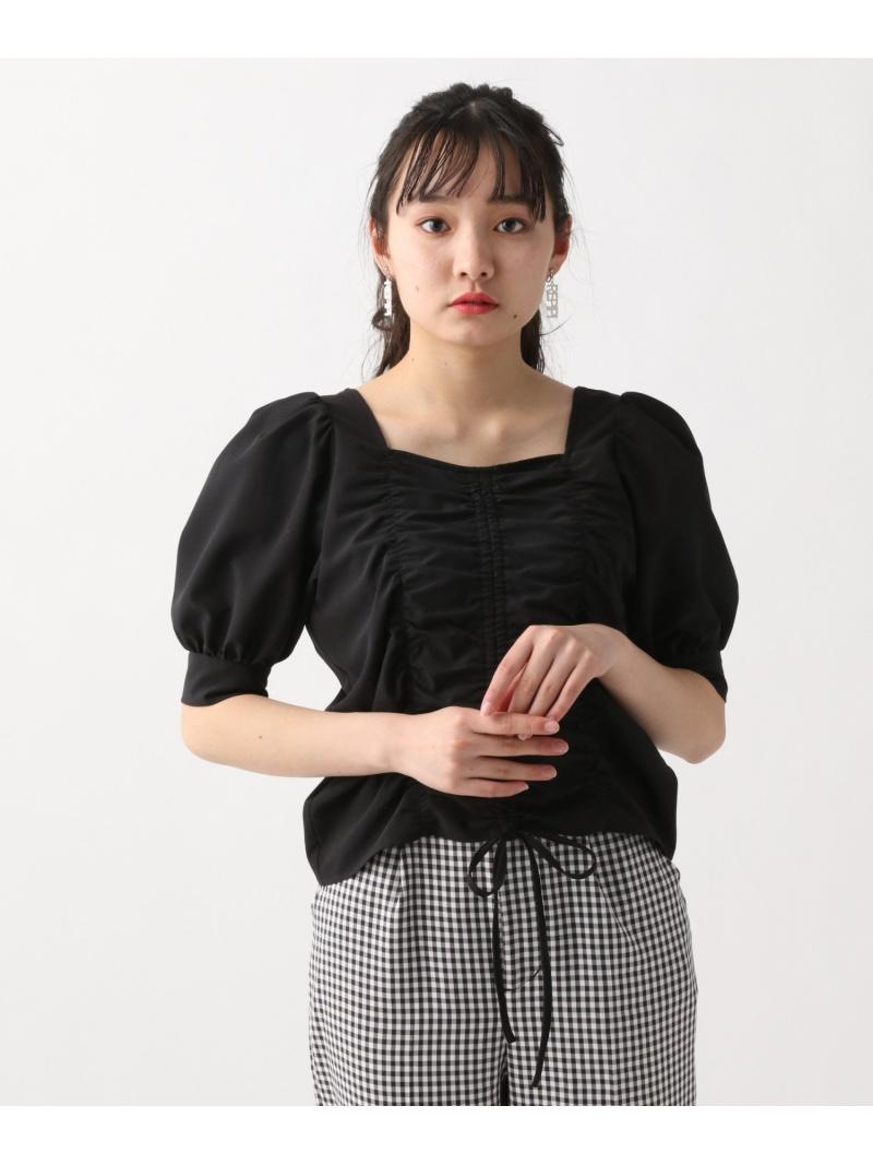 repipi armario キッズ カットソー レピピアルマリオ SALE 43%OFF MAHOシャーリングBL キッズカットソー 直営ストア 迅速な対応で商品をお届け致します ホワイト Rakuten Fashion ブラック RBA_E ブルー