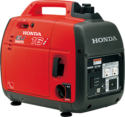 【正規取扱店】 《ホンダ ポータブル発電機 EU16i-JN3 《ホンダ   10P05Nov16, PAZAKK:54dc2fdc --- ecommercesite.xyz