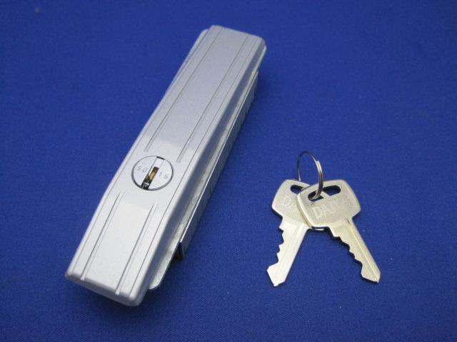 DK-06(D引戸錠)ロッカー錠LOCKER010(KR-14)(KR14) 玄関 ドア 扉 修理 補修 交換 部品 パーツ