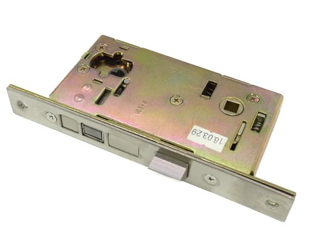 WEST(ウエスト) E1205-RO 錠ケースのみE12電気錠レバー用 バックセット50ミリ 玄関 ドア 扉 修理 補修 交換 部品 パーツ