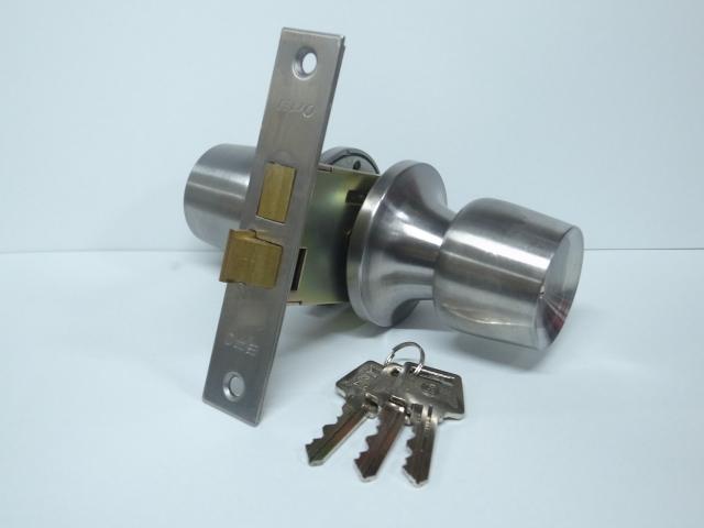 エポ社(EPO)製インテグラル錠64EX-1玄関錠バックセット64ミリ玄関 ドア 扉 修理 補修 交換 部品 パーツ