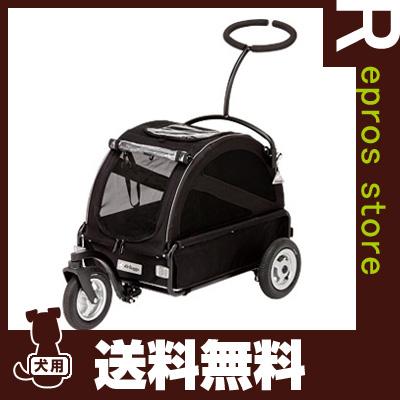 エアバギー キューブ トゥインクル ブラック AirBuggy ▽b ペット グッズ 犬 ドッグ カート 送料無料 メーカー直送 代引 同梱不可