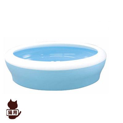■UNITED PETS ユナイテッドペッツ ヴィシィ パステルライトブルー 新東亜交易 ▼g ペット グッズ 猫 キャット トイレ