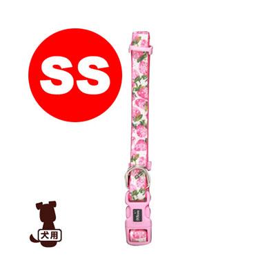 BDスイートイチゴカラー 2S  ターキー▼a ペット グッズ ドッグ 犬 アクセサリー カラー 首輪