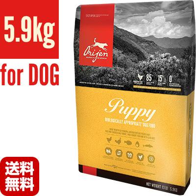 オリジン パピー 5.9kg オリジンジャパン ▽o ペット フード 犬 ドッグ 送料無料