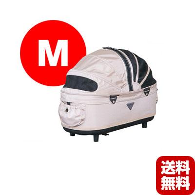 エアバギー ドーム2 コット単品 M サンドベージュ AirBuggy ▽b ペット グッズ 犬 ドッグ カート 送料無料 メーカー直送 代引 同梱不可