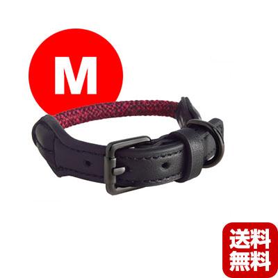 送料無料・同梱可 ロープカラー [Rope Collar] M レッド HIGH5DOGS ▽b ペット グッズ 犬 ドッグ アクセサリー 首輪
