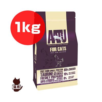 ☆アートゥー [AATU] チキン キャット 1kg ▽b ペット フード 猫 キャット 総合栄養食