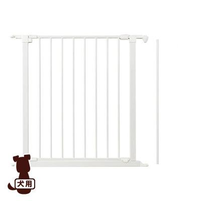 同梱不可・代引不可 ◆ゲートセクション ホワイト スカンジナビアンペットデザイン ▽b ペット グッズ 犬 ドッグ