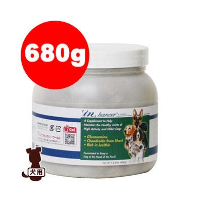 プレミアムサプリメント INhancer インハンサー 犬用 680g ファンタジーワールド ▼w ペット フード 犬 ドッグ