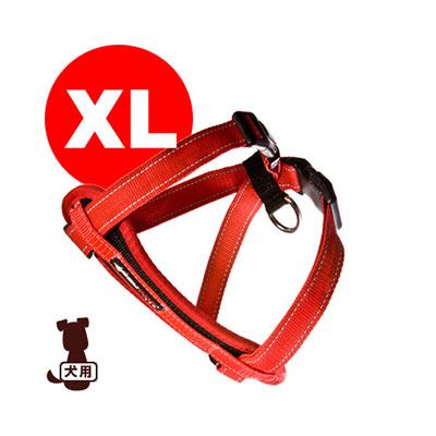 ■EZYDOG イージードッグ ハーネス XL レッド 新東亜交易 ▼g ペット グッズ 犬 ドッグ アクセサリー ハーネス 胴輪