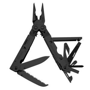 SOG マルチプライヤー 16機能 パワーアシスト ナイロンシース付 [ サテン ] ソグ POWER ASSIST B66 S66 ペンチ 携帯工具 マルチツールナイフ 十徳ナイフ 十得ナイフ 万能ナイフ サバイバルツール
