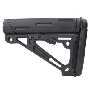 HOGUE 実物 スケルトンスタイル バットストック COLLAPSIBLE AR15 M16対応 [ ブラック ] ホーグ 軽量ストック 電動ガン サバゲー スライドストック 銃床
