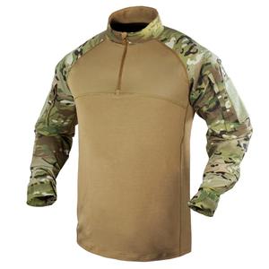 CONDOR コンバットシャツ 101065 [ マルチカム / Mサイズ ] ミリタリーシャツ 長袖シャツ ロングTシャツ アーミーシャツ アサルトシャツ TDUシャツ
