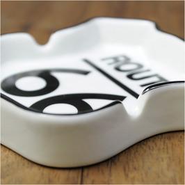 煙灰缸灰託盤路線 66 吸煙者 (Zippo 管煙灰缸) 作家 ROUTE66 玩具愛好軍事戶外小玩意樓盤表