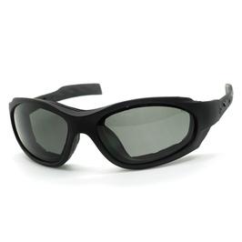 威利.X 射击眼镜 XL 1 高级烟 291 安全玻璃先进 | 威利男装眼镜 UV 切 UV 切的护目镜保护眼镜后窗玻璃除雾
