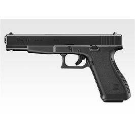 Airsoft Tokyo Marui Glock 17 l more than 10-year-old military Tegan TOKYO  MARUI GLOCK HG HOP UP over 10 years old for soft Airgun soft toy hobby