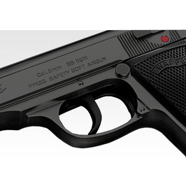 Tokyo Marui silver cardboard over 10 years, more than 10-year-old police