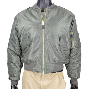 Rothco フライトジャケット MA-1 [ セージグリーン / Lサイズ ] ロスコMA-1 MA-1低価格