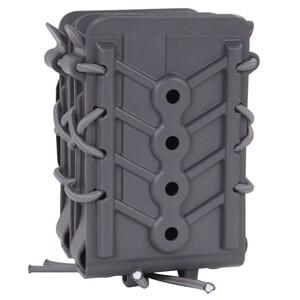 ハイスピードギア TACO ポリマーX2R 実物 ライフルマグケース 162R00 [ ウルフグレー ] HSGI POLY M4マガジンケース M4マグケース M16マグケース ダブルマガジンケース 弾倉 ブラック モール対応