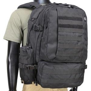CONDOR バックパック 3day アサルト [ ブラック ] リュックサック ナップザック デイパック カバン かばん 鞄 ミリタリー ミリタリーグッズ サバゲー装備