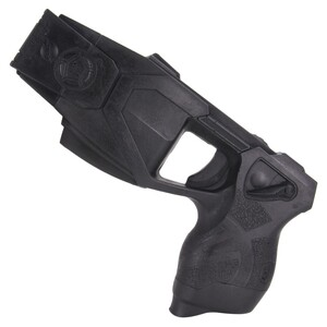 BLUEGUNS トレーニングガン Firearm Taser X26P ファイアアーム テーザー SIMULATOR 黒色 ブラック ポリウレタン