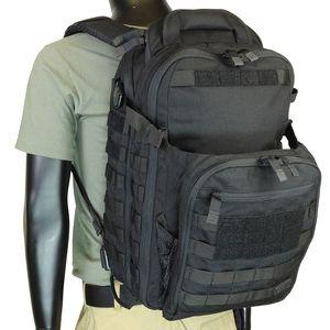 5.11タクティカル バックパック 56997 防災用バッグ [ ブラック ] 511Tactical サバゲー装備 ミリタリーグッズ サバイバルゲーム かばん カジュアルバッグ カバン 鞄