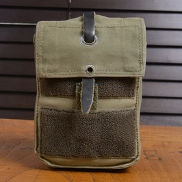 Military Accessories Pouch France Army Cotton Equipment Clothing Footwear Goggles Bag Surplus Utility Security