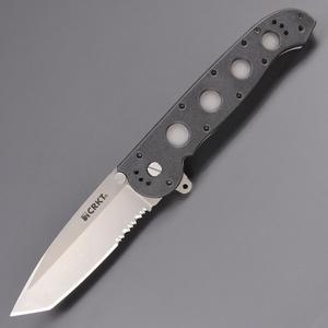 CRKT 折りたたみナイフ M16-14Z 半波刃 コロンビアリバー Columbia River 折り畳みナイフ フォルダー フォールディングナイフ ホールディングナイフ コンボエッジ ハーフセレーション タントーポイント