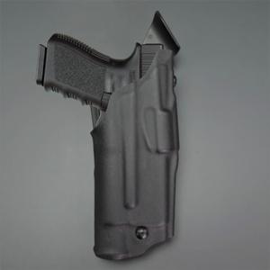 自動ロックのALSシステムを搭載し、ライト有り無しでも収納可能 Safariland ホルスター 6390 ALS GLOCK 19/23 ウエポンライト用 6390-2832-131 グロック CQCホルスター CQBホルスター 近接格闘 拳銃嚢 ベルトホルスター ヒップホルスター