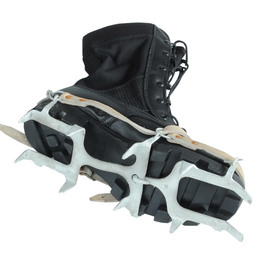 Army surplus Eisen Italy army 1950s army surplus military surplus Italian 1950 Ice Crampons shoes mens shoes military outdoor hobby goods sale