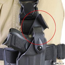 Safari land Holster parts hood guard 6000-1 equipment (clothing shoes accessory goggles) Holster Safariland toys hobby military outdoor gadgets sale