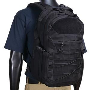 CONDOR バックパック Rover Pack 26L [ ブラック ] コンドル ローバーパック リュックサック ナップザック デイパック カバン かばん 鞄 ミリタリー ミリタリーグッズ サバゲー装備