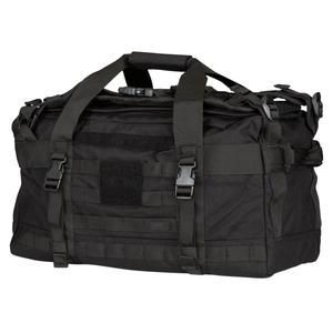 5.11タクティカル ダッフルバッグ RUSH LBD 40L [ ブラック ] バックパック レンジバック タクティカルバッグ サバゲー トイガン アウトドア ミリタリー カバン 鞄
