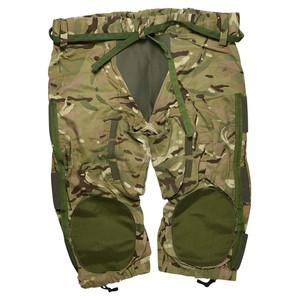 イギリス軍放出品 Tier 3 ボディアーマー 下半身プロテクター デットストック [ Sサイズ ] GB pelvic protection outer cover 英国軍 オーバーパンツ 保護用パンチ