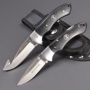 ブローニング ハンティングナイフ 2本セット ハンターコンボ ナイフコンボ BR039 | Browning ブラウニング スキナー ハンターナイフ 狩猟 解体用 スキニングナイフ サバイバルナイフ シースナイフ