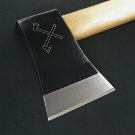 COLD STEEL axe gang 90AXG高 carbon steel Cold Steel | Hand hatchet Ono  chopping 薪wari