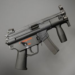 Maruzen gas gun MP5K A4 Kurz handgun pistol pistol at least 18 years of age for more than 18 years of age for blowback