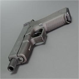 田中模型枪GLOCK18 2nd世代HW进化TANAKA Glock Generation手枪手枪手枪有重大影响的人物Evolution