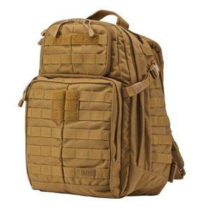 5.11タクティカル ラッシュ24 バックパック 58601 [ ダークアース ] 5.11Tactical RUSH24 | 511 リュックサック ナップザック デイパック カバン かばん 鞄 ミリタリー ミリタリーグッズ サバゲー装備