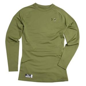UNDER ARMOUR 長袖 Tシャツ コールドギア XLサイズ アンダーアーマー ロングTシャツ ロンT 長そで MTC7366 UnderAmour Coldgear ミリタリーシャツ 長袖シャツ アーミーシャツ アサルトシャツ TDUシャツ アンダーシャツ インナーシャツ 肌着