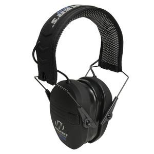 ヘッドフォンとしても使える高性能イヤーマフ WALKERS 電子防音イヤーマフ RAZOR X-TRM 3.5mmミニプラグ対応 ブラック 今季も再入荷 ウォーカーズ デジタルイヤーマフ アラウンドイヤー オーバーイヤー 人気 21dB エレクトリックイヤーマフ 音量調整 電子式防音イヤーマフ 電子防音イヤマフ GWP-XDRSEM 集音マイク 電子式防音イヤマフ