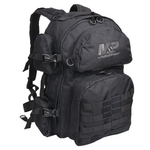 S&W バックパック M&P Pro Tac 110027 スミス&ウェッソン リュックサック バッグ ミリタリー ミリタリーグッズ サバゲー装備 カバン 鞄 プロタック
