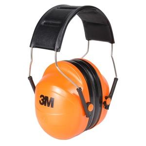 PELTOR 防音イヤーマフ H31 HIGH VIZ ぺルター   ヒアリングプロテクター 騒音対策 防音耳あて 工事用 防音ヘッドフォン 騒音作業