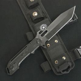ボーカープラス アウトドアナイフ BOPKAL10 カラシニコフ10 BOKER タントーポイント ハンティングナイフ 狩猟ナイフ 直刃 フルタング